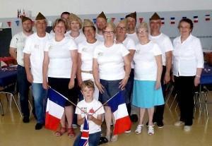 Photo des bénévoles