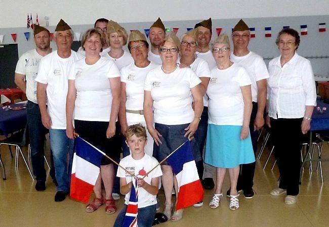 Succès de la fête de la Libération avec 210 convives