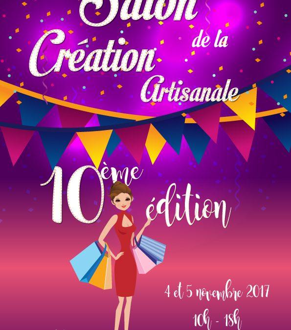 Le salon de la création artisanale fête ses 10 ans