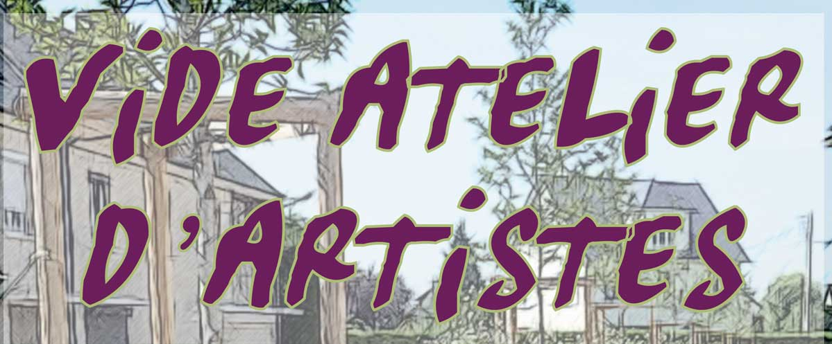 Vide-atelier d'artistes