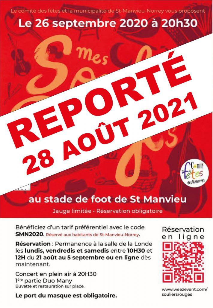 Report concert