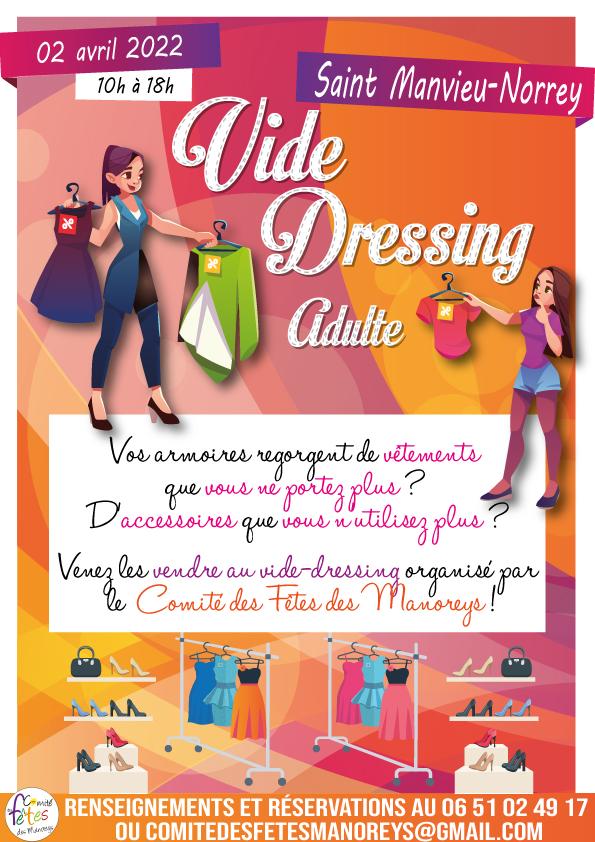 Vide-dressing adulte